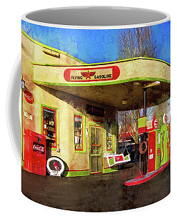 Remember When There Was Service Coffee Mug
