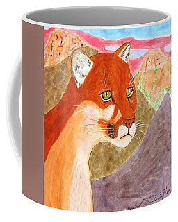 Remembering Big Bend Coffee Mug