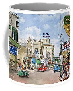 Remembering Duval St. Coffee Mug
