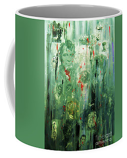Remembering Kerouac Coffee Mug