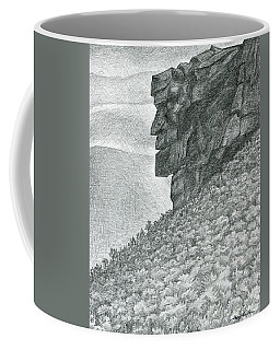 Remembering The Old Man Coffee Mug