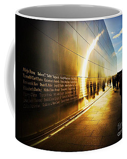 Remembrance At Empty Sky Coffee Mug