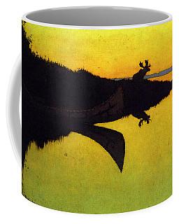 Remington Frederic Comming To The Call Coffee Mug