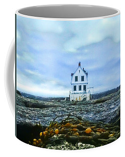 Remnants On The Rocks Coffee Mug