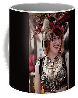 Renaissance Girl Coffee Mug