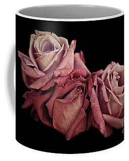 Coffee Mug featuring the photograph Renaissance Roses by Patricia Strand