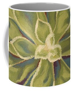 Coffee Mug featuring the painting Renewed by Erin Fickert-Rowland