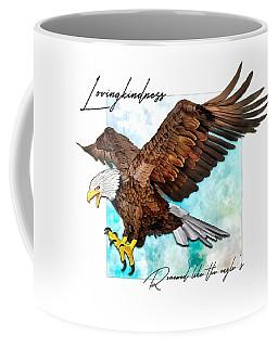 Renewed Like The Eagle's Coffee Mug