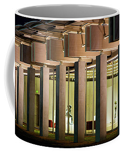 Renzo Piano Building Kimball Museum Coffee Mug