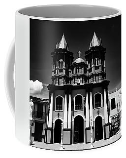 Replica Church In El Penol Coffee Mug