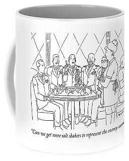 Representing Enemy Scum Coffee Mug