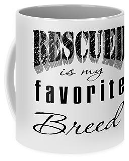 Rescued Pencil Dark Coffee Mug
