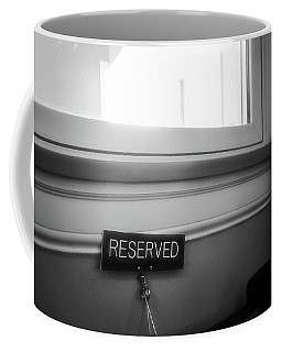 Reserved Coffee Mug