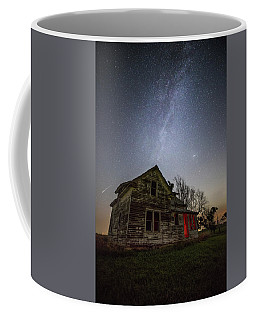 Coffee Mug featuring the photograph   Resident Evil by Aaron J Groen