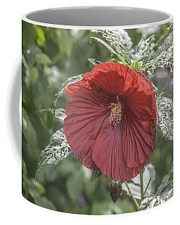 Resilient Hibiscus Coffee Mug
