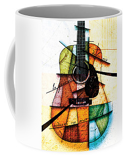 Resonancia En Colores Coffee Mug