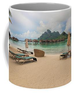 Resort Life Coffee Mug by Sharon Jones