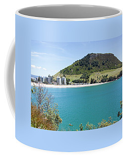 Resort Mountain Coffee Mug