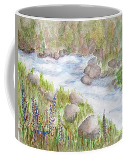 Rest By My Waters Coffee Mug