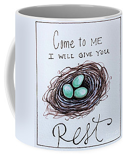 Rest Coffee Mug