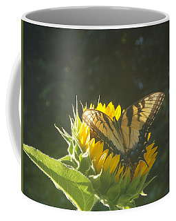 Coffee Mug featuring the photograph Rest Stop by Virginia Coyle