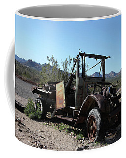 Resting And Rusting Coffee Mug
