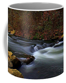 Resting By The Water Coffee Mug