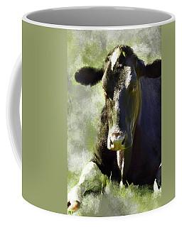 Resting Cow Coffee Mug