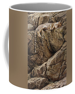 Resting In Comfort Coffee Mug