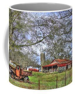 Resting Place 2 Coffee Mug
