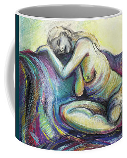 Resting Place  Coffee Mug by Kerryn Madsen-Pietsch