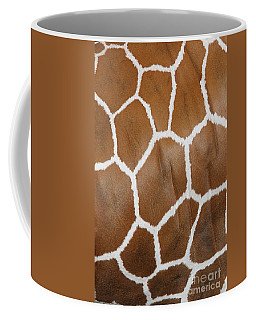 Reticulated Giraffe #2 Coffee Mug