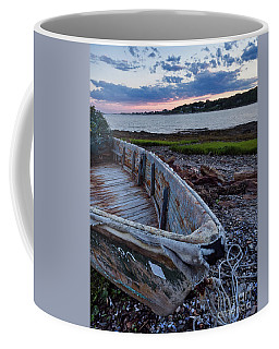 Retired Boat, Harpswell, Maine #252437 Coffee Mug