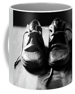 Retired Old Shoes Coffee Mug