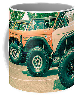Retro Bronco Heaven Coffee Mug