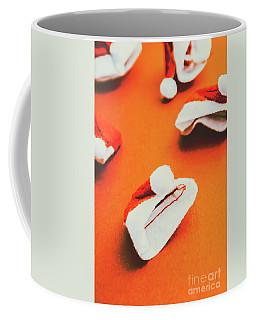 Retro Christmas Hats Coffee Mug