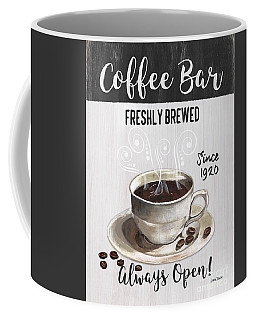 Retro Coffee Shop 2 Coffee Mug