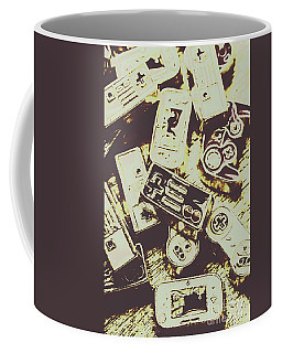 Retro Computer Games Coffee Mug