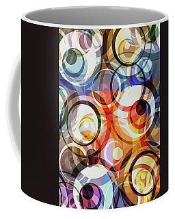 Retro Dimensions Coffee Mug