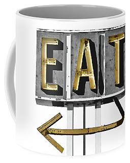 Retro Diner Sign Coffee Mug
