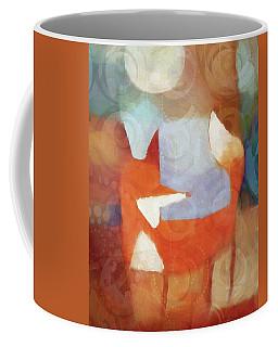 Retro Fox Coffee Mug
