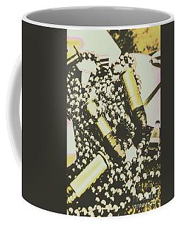 Retro Military Poster Art Coffee Mug