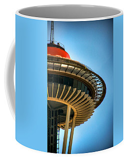 Retro Needle Coffee Mug