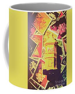Retro Postal Service Coffee Mug