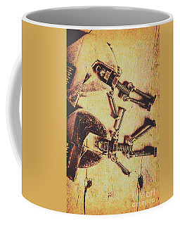 Retro Robot Revival Coffee Mug