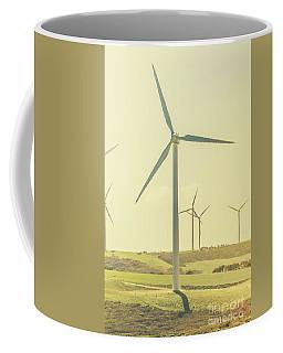 Retro Rotation Coffee Mug