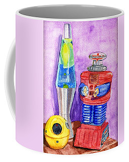 Retro Toys Coffee Mug