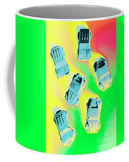 Retroactive Racing Coffee Mug