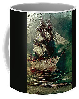 Return Of The Flying Dutchman Coffee Mug