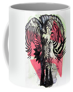 Return Of Zebra Boy Coffee Mug